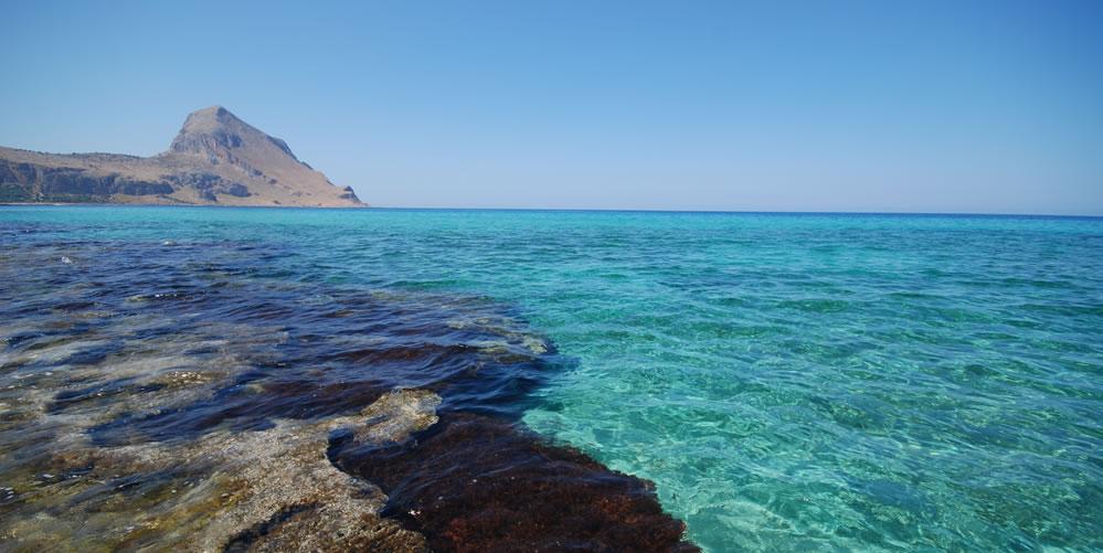 Il mare di Castelluzzo